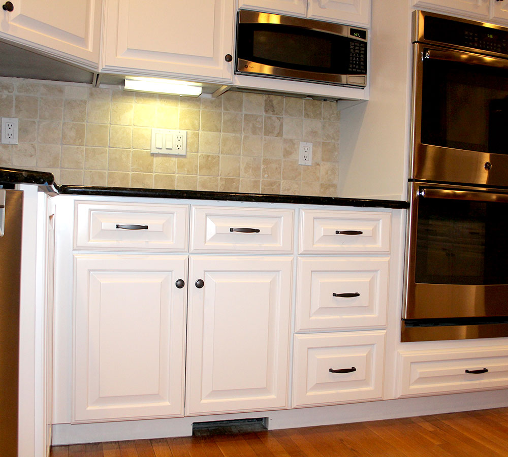 Kitchen cabinets fairfield ct - New Fairfield Cabinet Refacing 5