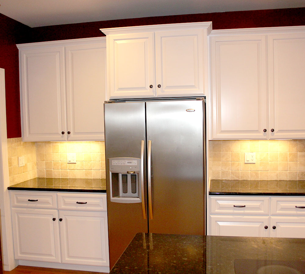 Kitchen cabinets fairfield ct - New Fairfield Cabinet Refacing 6