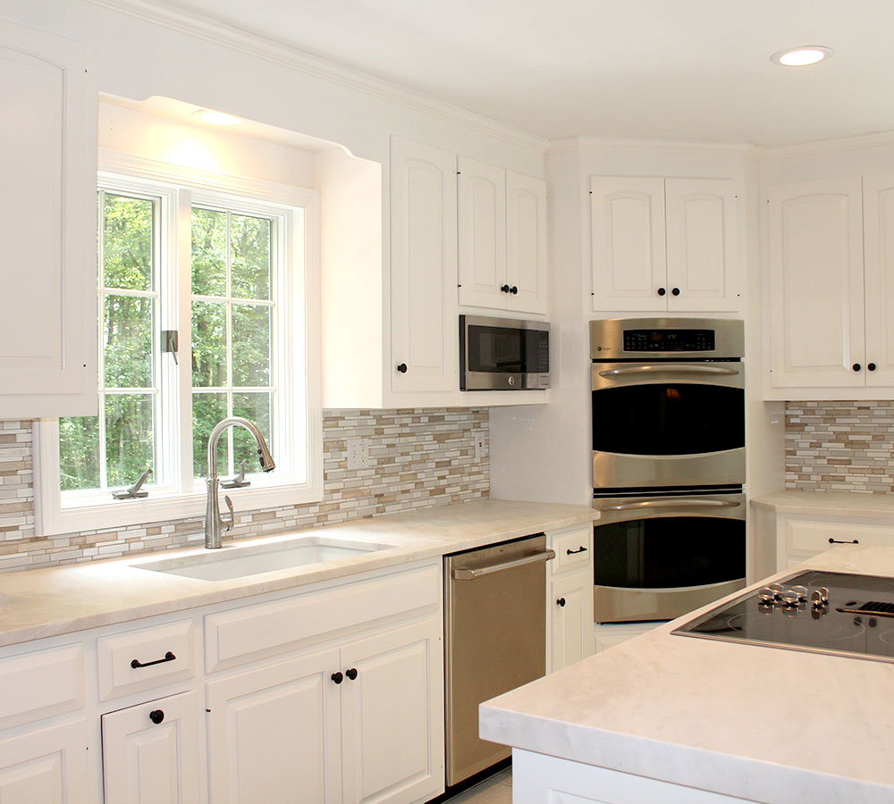 Fairfield Connecticut Kitchen Cabinet Refacing - Classic Refinishers