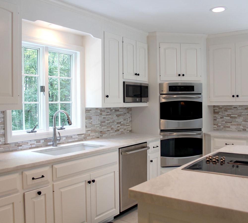 Kitchen Cabinet Refacing - Fairfield Connecticut