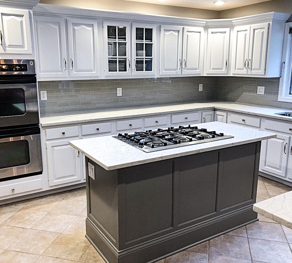 New Fairfield, CT Kitchen Refacing