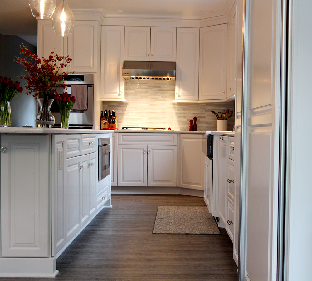 kitchen cabinet finish finish white tinted lacquer cabinets ideas classic 18752