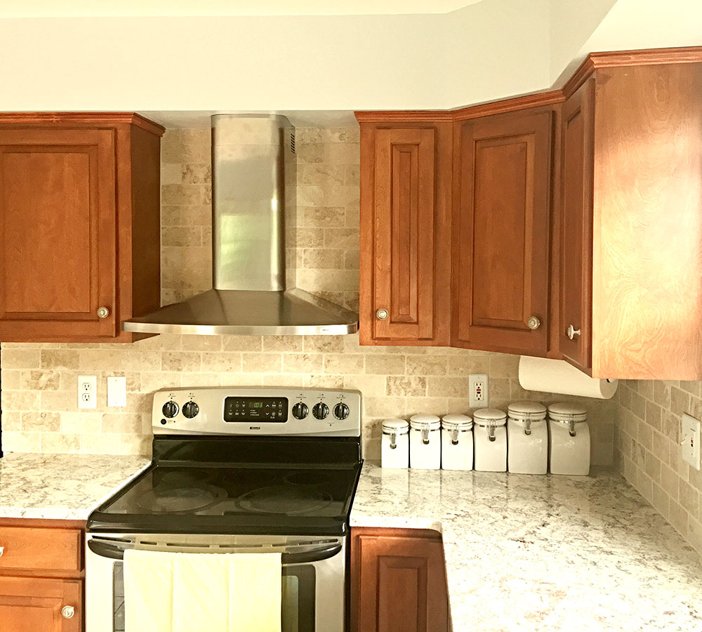 New Milford Connecticut Kitchen Cabinet Refacing