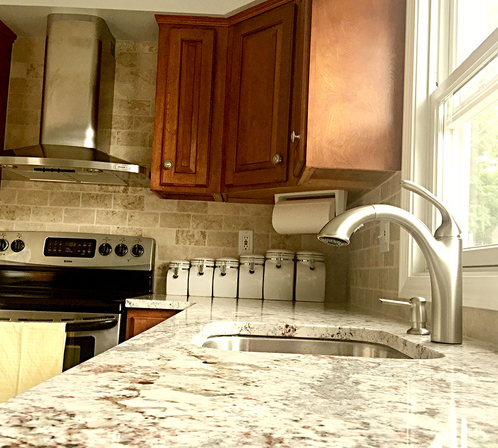 New Milford Connecticut Kitchen Cabinet Refacing Classic Refinishers
