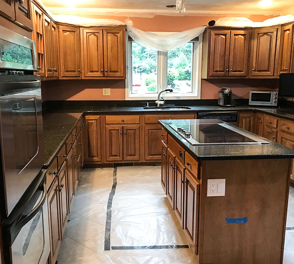 New Fairfield, CT Kitchen Refacing | Classic Refinishers