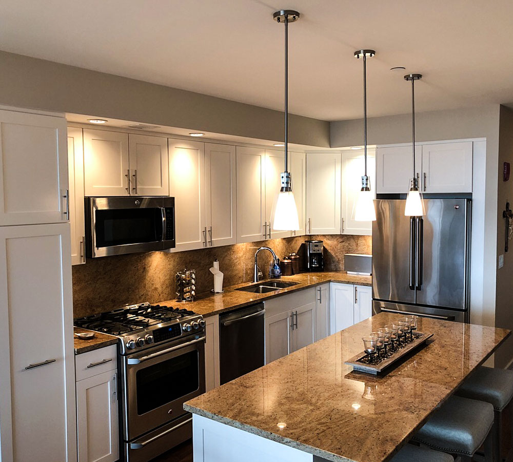 Stamford Ct Kitchen Cabinet Refacing Classic Refinishers
