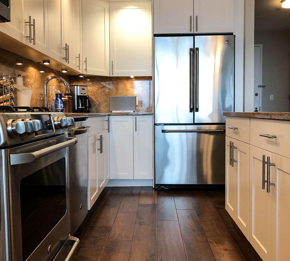 Stamford, CT Kitchen Cabinet Refinishing | Classic Refinishers
