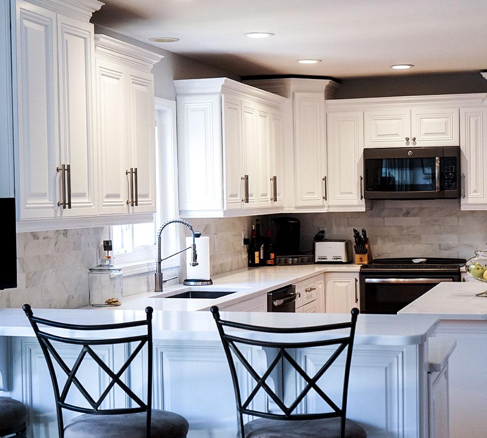 Brookfield, CT Kitchen Cabinet Refinishing   Classic ...