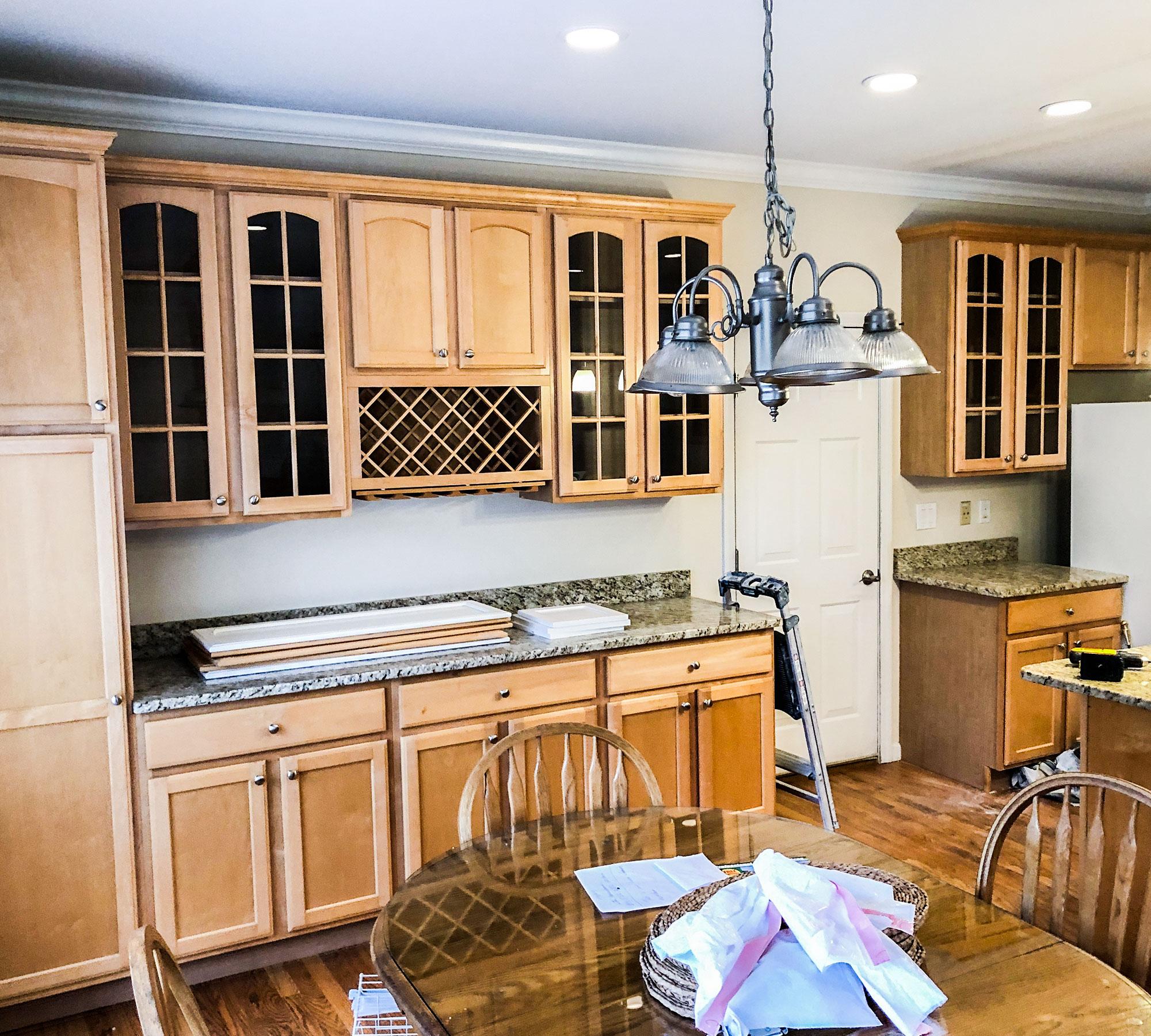 Danbury, CT Kitchen Refinishing   Classic Refinishers