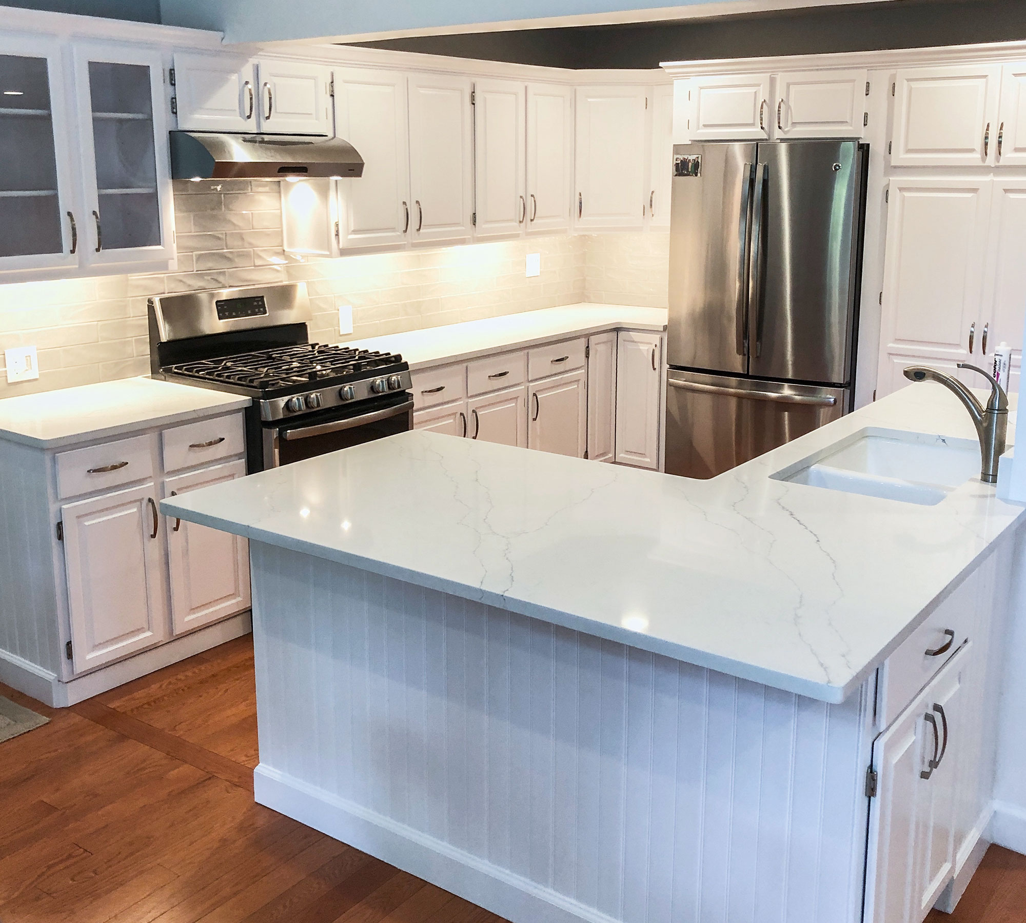 Mt Kisco Ny Kitchen Cabinet Refinishing Classic Refinishers